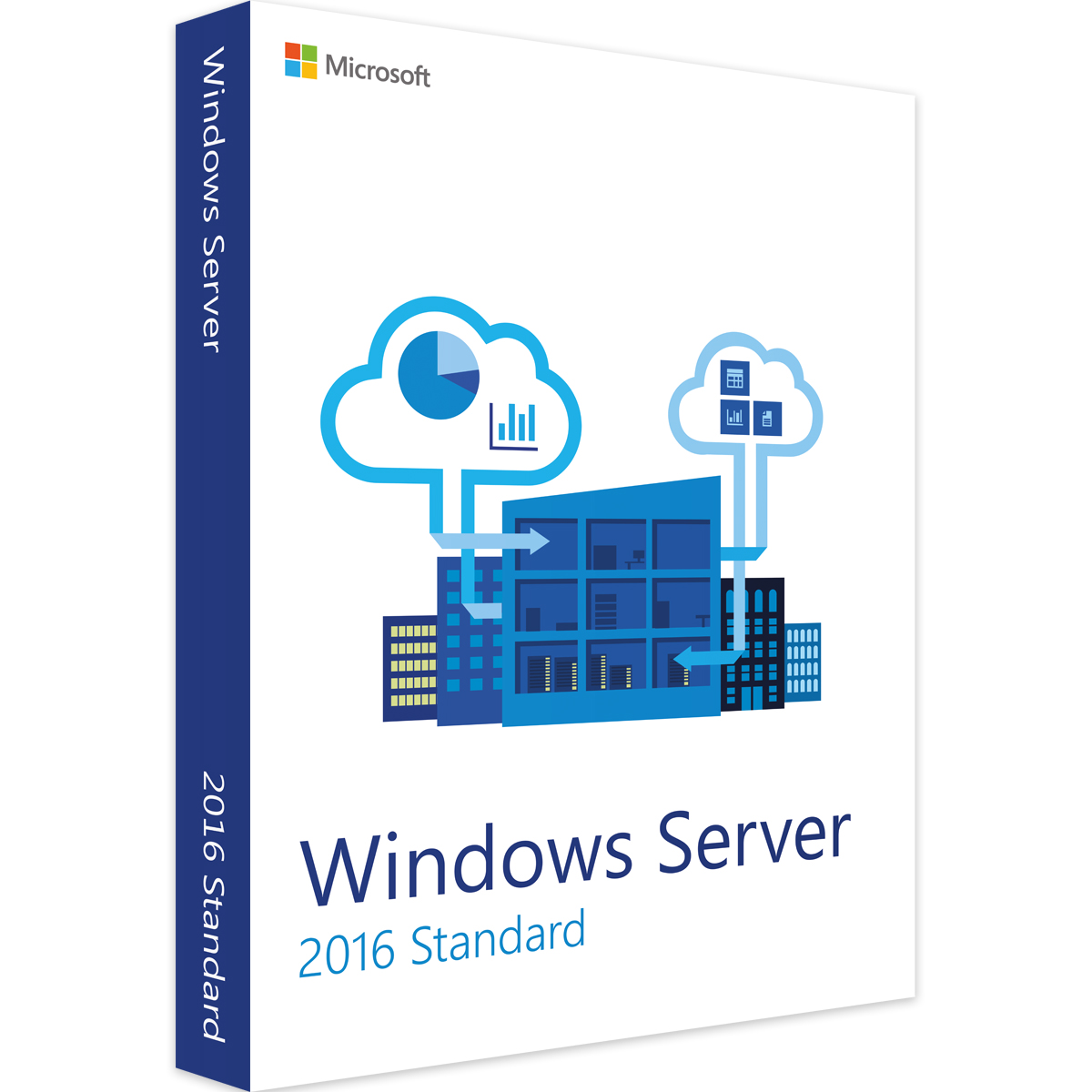 купить windows server 2016 standard