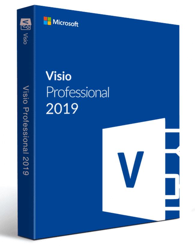 Visio Standard 2019 discount