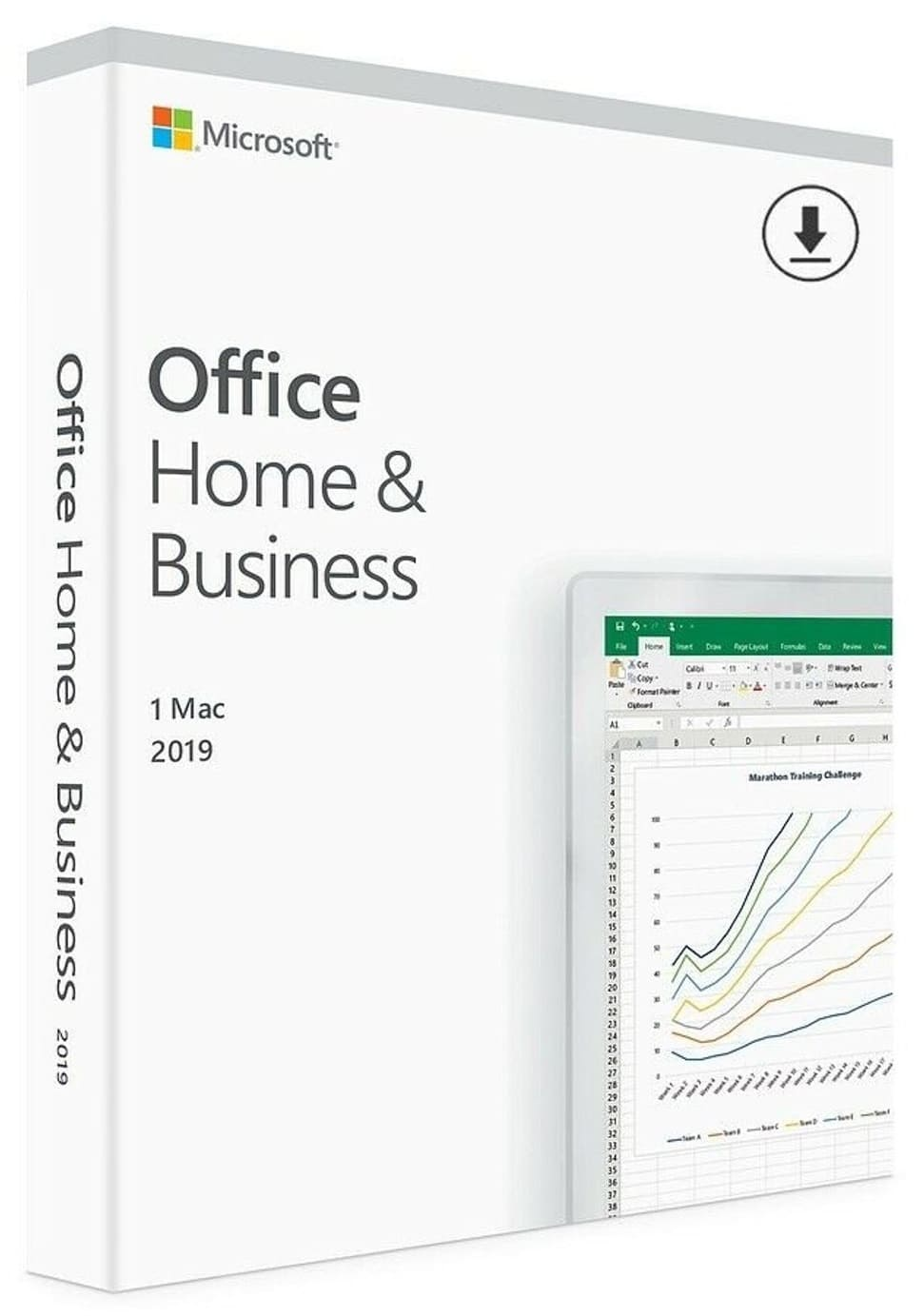 купить microsoft office 2019 Home and bussiness mac