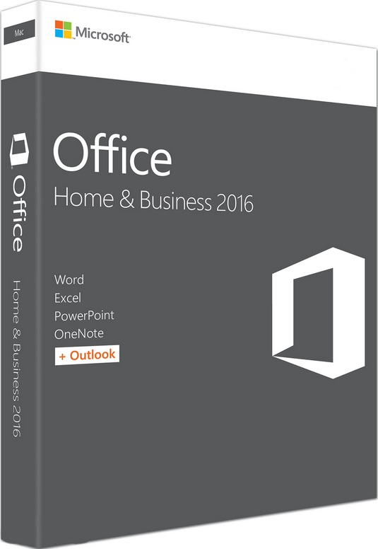 купить microsoft office 2016 Home and bussiness mac
